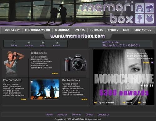 Memoribox