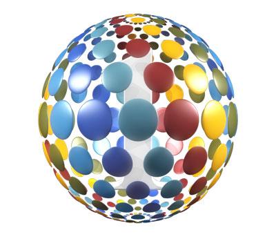 Pristine 3D Logo